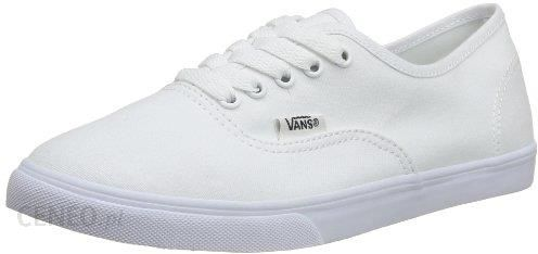 vans białe authentic