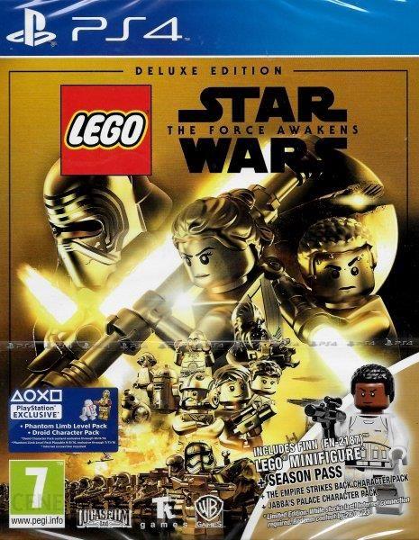 Gra Ps4 Lego Star Wars Przebudzenie Mocy Edycja Deluxe Gra Ps4