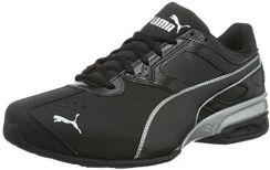 8f33ad7d0a978 Amazon PUMA męskie buty do biegania tazon 6 FM - czarny - 45 EU