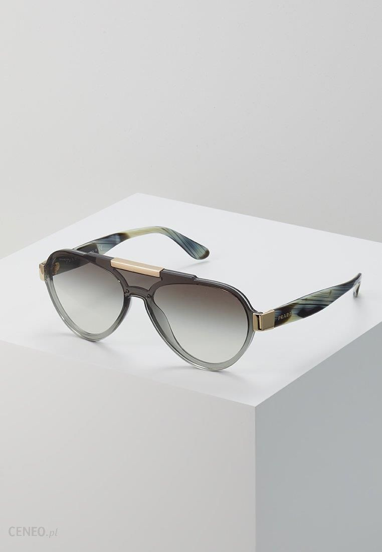 5cc5e3edf0573 Prada Okulary przeciwsłoneczne grey gradient - Ceny i opinie - Ceneo.pl