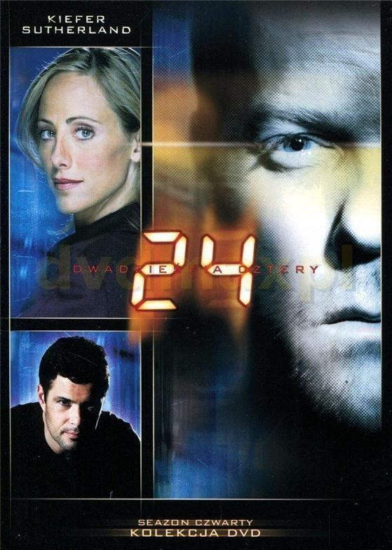 2d0db7693f3ff 24 Godziny - Sezon 4 (DVD) - Ceny i opinie - Ceneo.pl
