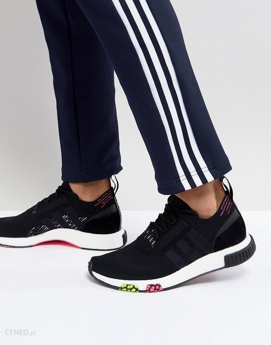 Adidas Originals NMD Racer Primeknit Trainers In Black CQ2441 Black Ceneo.pl