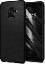 Spigen Liquid Air do Samsung Galaxy A8 Matte Black  - zdjęcie 1