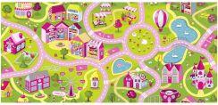 Hok Dywan Dziecięcy Mapa Świata 100x150Cm Ceny i opinie