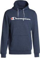 Champion HOODED Bluza z kapturem dark blue Ceny i opinie Ceneo.pl