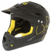 Messing Kask rowerowy full face enduro FR DH fall out