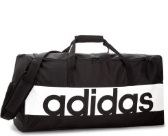 f95265b98942e Torba adidas - Lin Per Tb L S99964 Black White White eobuwie