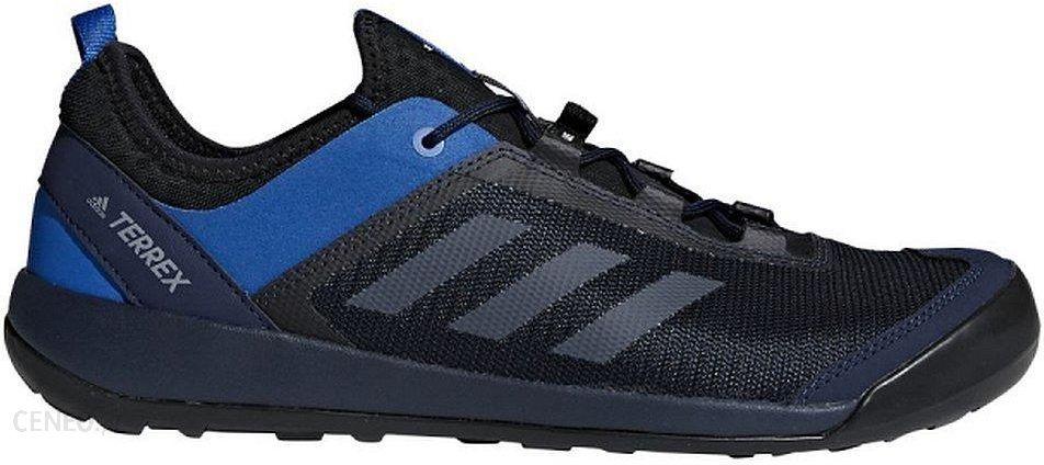 Buty dla dzieci adidas Terrex Agravic Boa niebiesko czarno l