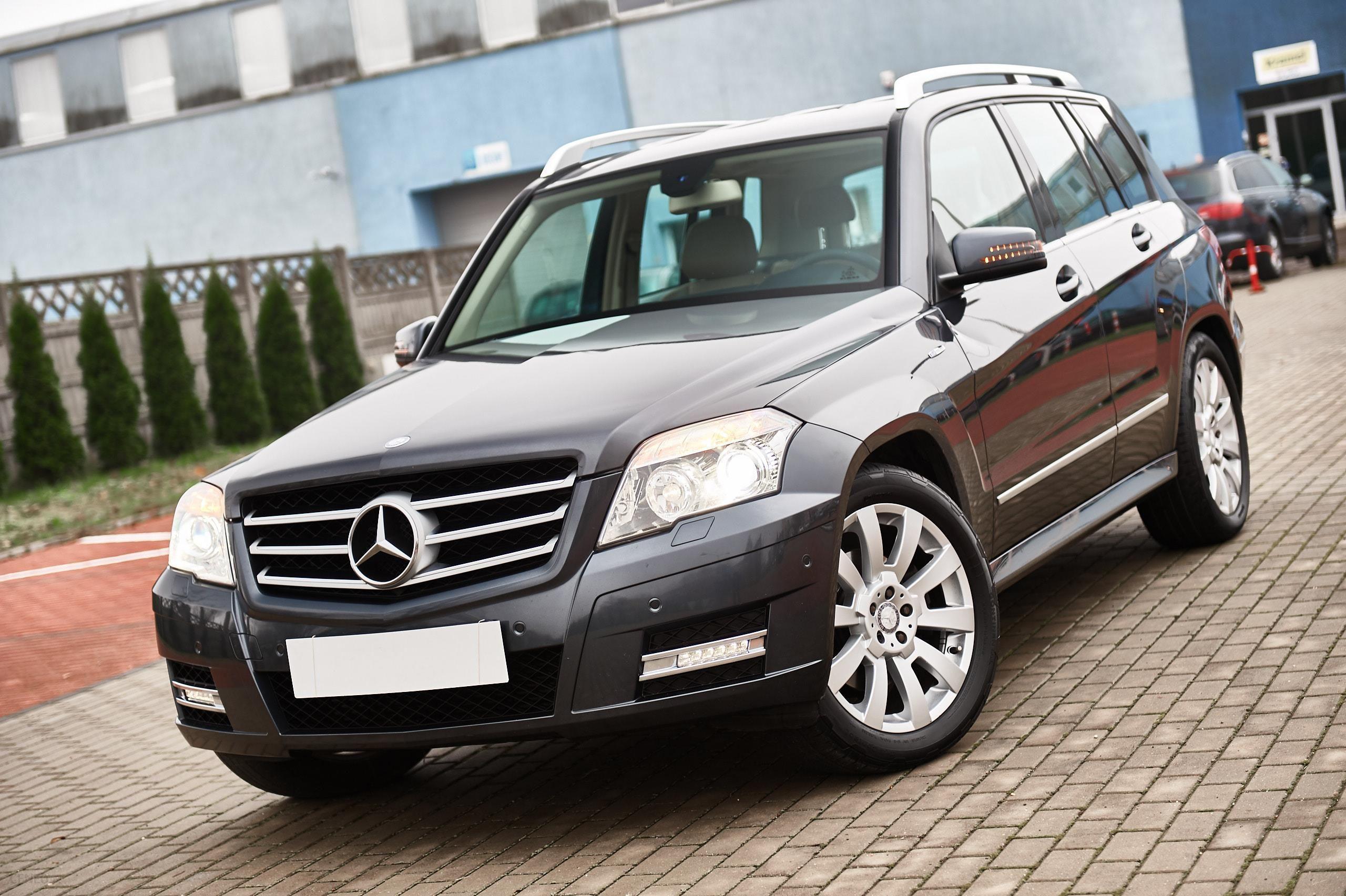 Mercedes benz glk 2012 diesel 170km suv szary opinie i for Mercedes benz diesel suv