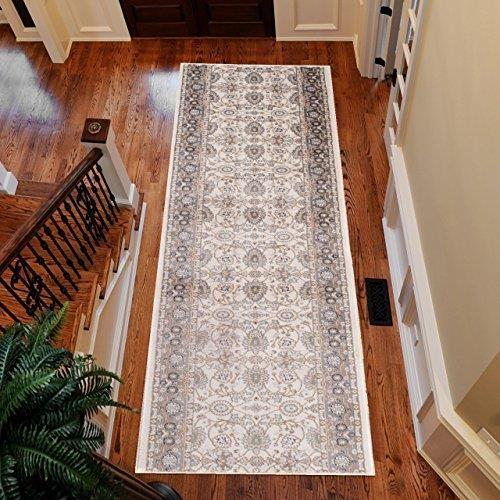 Dodatkowe Amazon Bieżnik mostek dywanu na korytarz – wzór klasyczny GZ29