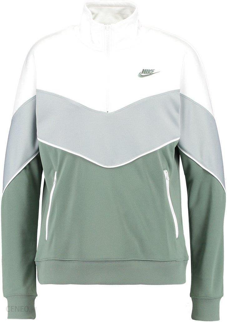 Nike Sportswear SOLID Bluza clay greenlight pumicewhite
