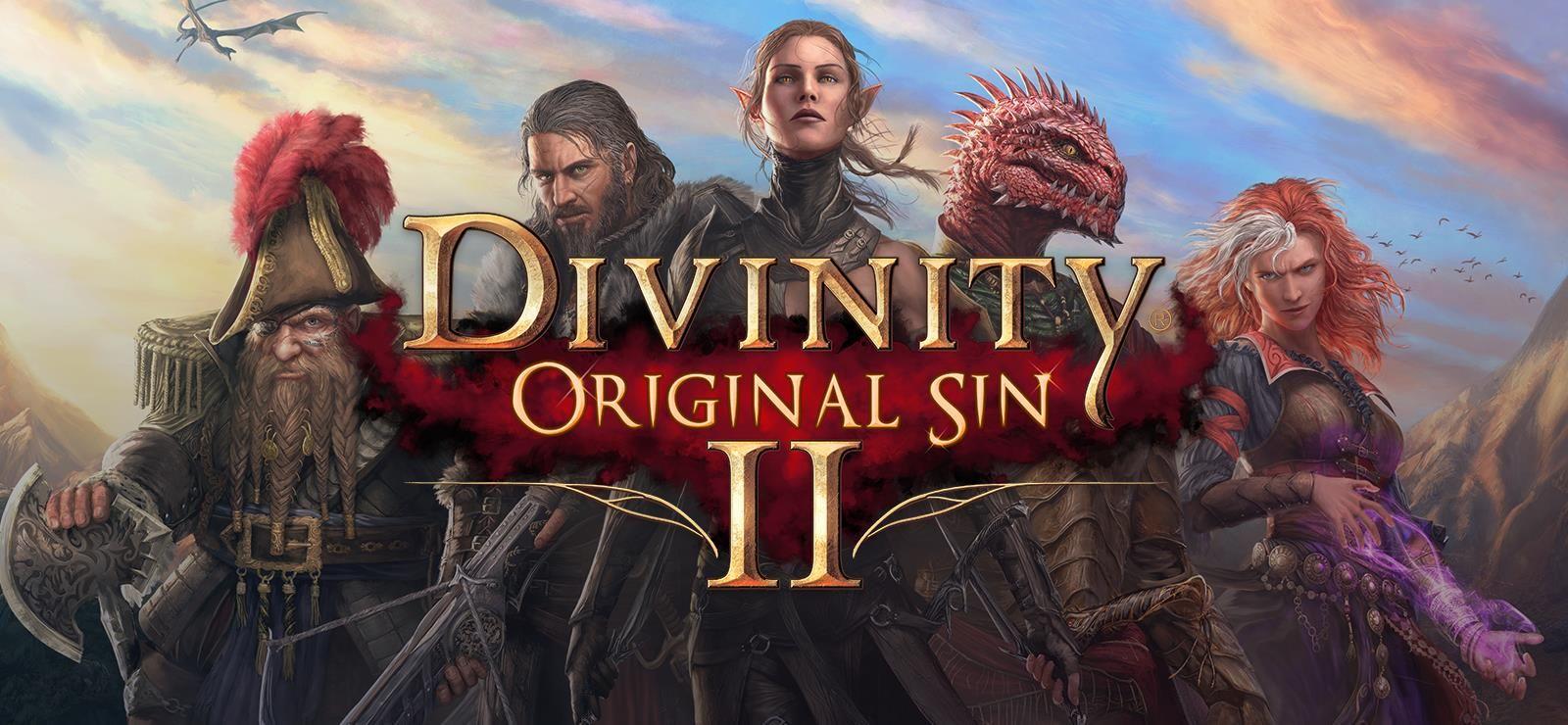 Divinity Original Sin 2 Divine Ascension Digital Od 41 76 Zl Opinie Ceneo Pl