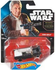 Hot Wheels Star Wars The Force Awakens Han Solo DJL58 - zdjęcie 1