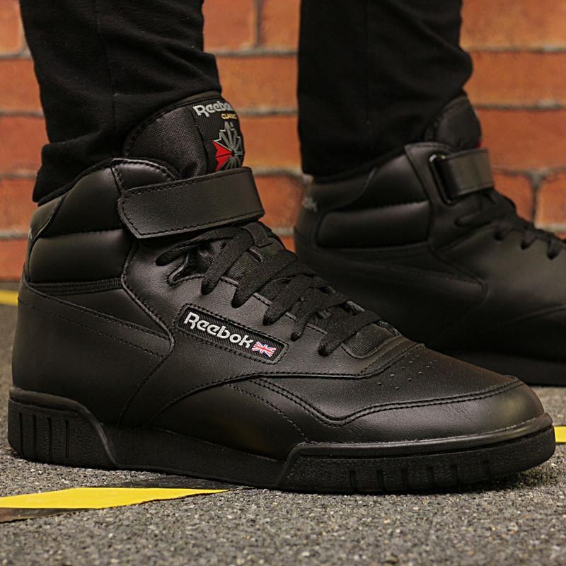 REEBOK EX O FIT HI 3478 Black