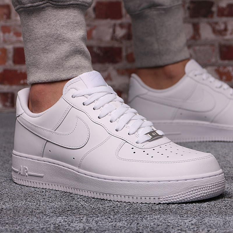 Buty NIKE Air Force 1 '07 315122 111 WhiteWhite
