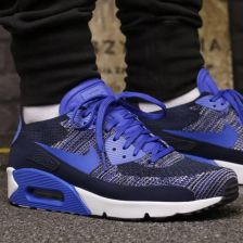 on sale 9be56 72142 BUTY NIKE AIR MAX 90 ULTRA 2.0 FLYKNIT 875943 400 - Ceny i opinie ...