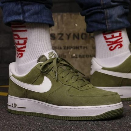 Nike Air Force 1 07 315122 306 zielony