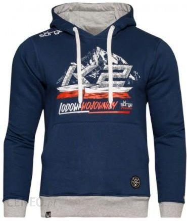 2a04b278 bluza patriotyczna K2 - SURGE POLONIA z kapturem