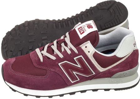 wholesale dealer 2ec2c 35f65 Buty New Balance ML574EGB Bordowe (NB232-a) ButSklep