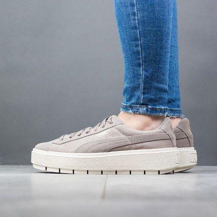 Buty damskie sneakersy Puma Suede Platform Trace 365830 06 Ceny i opinie Ceneo.pl