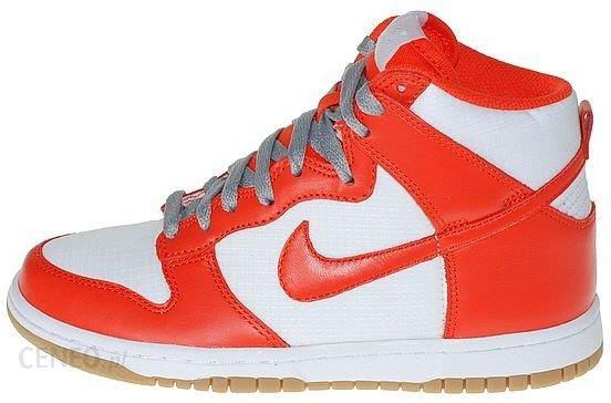 Buty Nike Wmns Dunk High 325203 100 r.38,5 Ceny i opinie Ceneo.pl