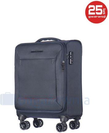 a75a8831b627c Mała kabinowa walizka PUCCINI VANCOUVER PC022C 1 Czarna - czarny ...