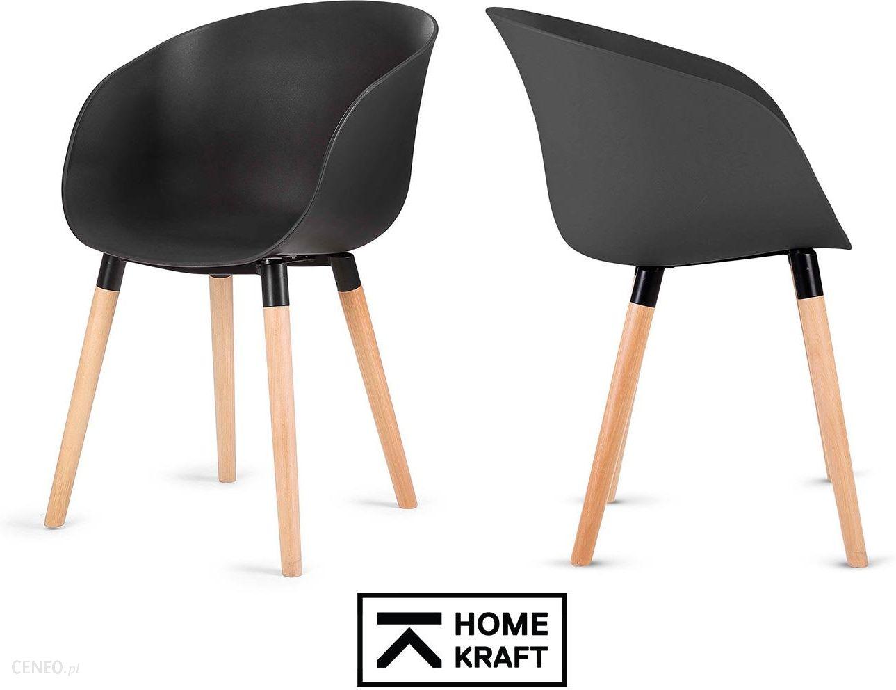Mebo Homekraft Nowoczesne Krzesło Drewniane 2szt Opinie I Atrakcyjne Ceny Na Ceneopl