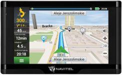 Nawigacja Samochodowa Navitel E500 Magnetic Europa Opinie I Ceny