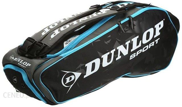 0cb82b003ae66 Dunlop Torba Performance 8RKT black/blue 817221 - Ceny i opinie ...