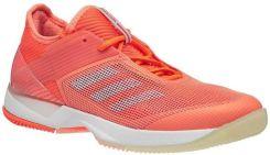 dba82b0bef58 Adidas Buty Adizero Ubersonic 3 W chalk coral aero blue hi-res orange