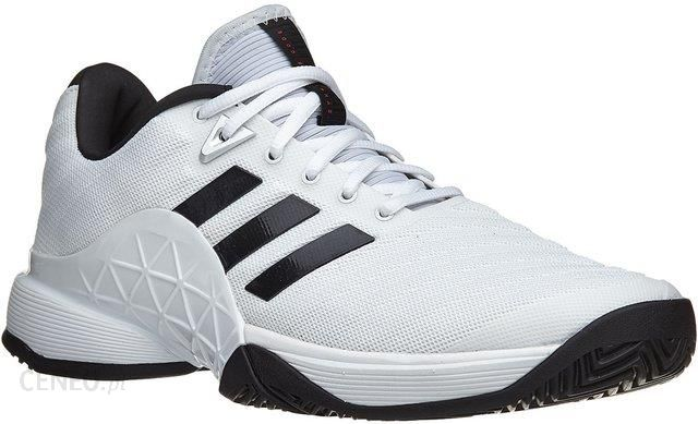 Adidas Buty Barricade 2018 whitecore blackmatte silver CM7819