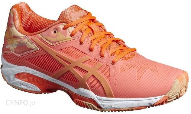 Asics Buty Gel Solution Speed 3 Clay L.E. W flash coralcanteloupeapricot ice E854N0630