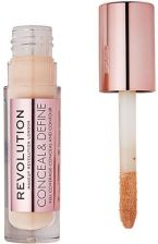 Makeup Revolution Conceal and Define Concealer Korektor do twarzy C6 3,4ml