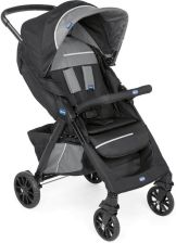 Chicco Kwik.One JET BLACK spacerowy