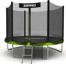 Zipro Trampolina ogrodowa z siatką zewnętrzną 252cm