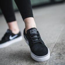 niższa cena z Najnowsza strona internetowa ze zniżką Buty damskie sneakersy Nike Stefan Janoski (GS) 525104 021 - CZARNY - Ceny  i opinie - Ceneo.pl