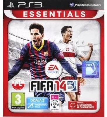 Fifa 14 Essential Ps3 Ceneo Pl