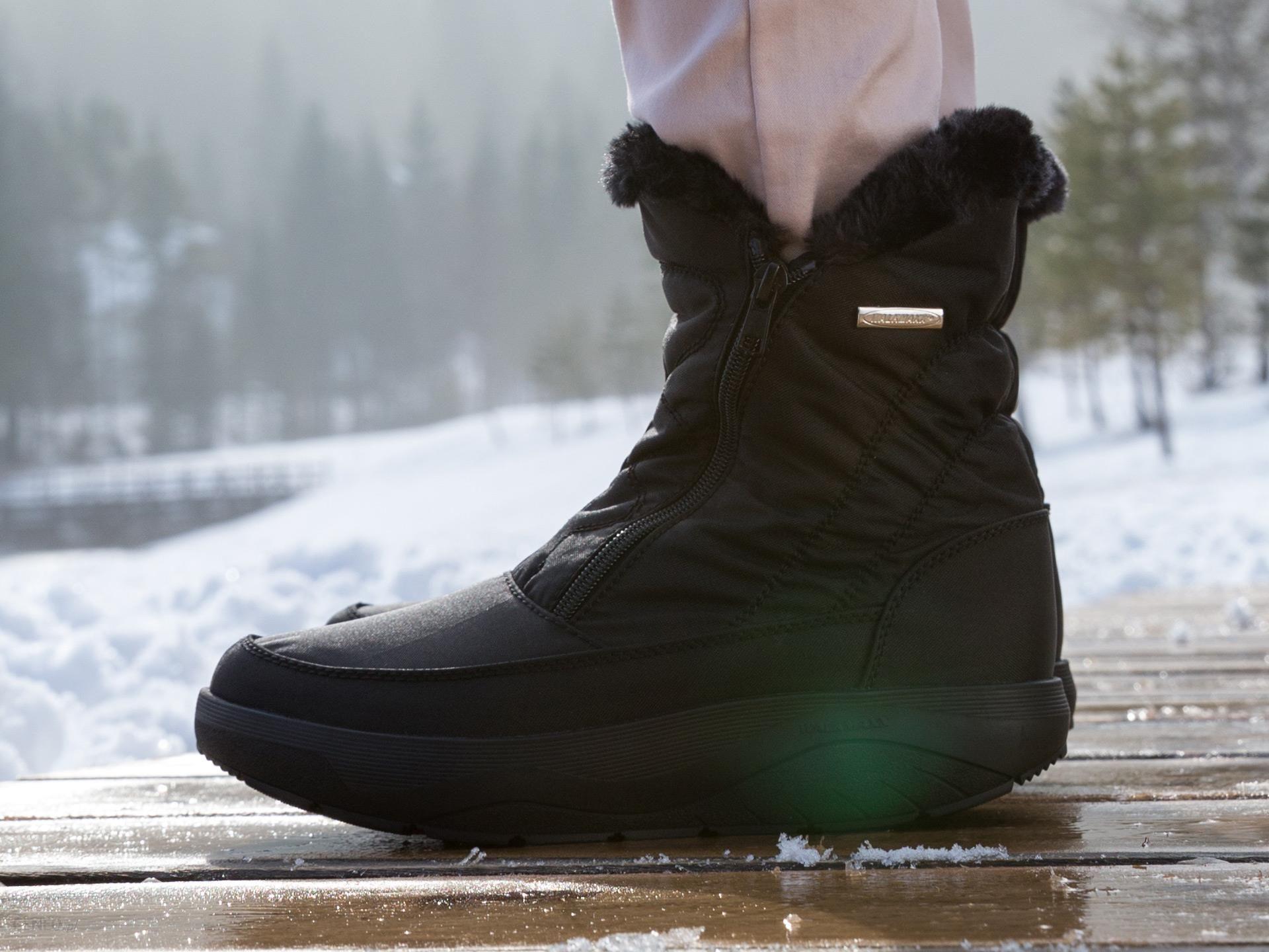 56b4fd7a Fit Damskie buty zimowe Walkmaxx OC System Walkmaxx - Ceny i opinie ...