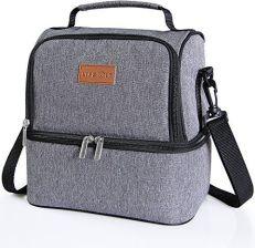 000caf815cb1 Amazon lifewit Lunch torba na obiadu torba torba termiczna torba  termoizolacyjna torba izolacyjna torba na piknik