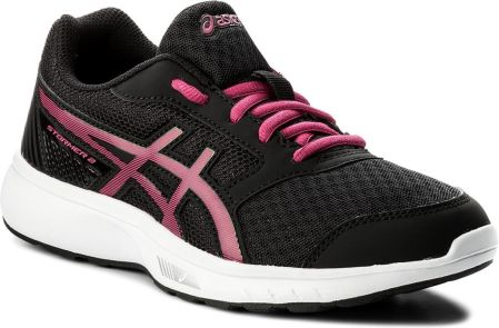 purchase cheap 6078c 5490c Buty ASICS - Stormer 2 Gs C811N BlackFuchsia PurpleWhite 9019 eobuwie