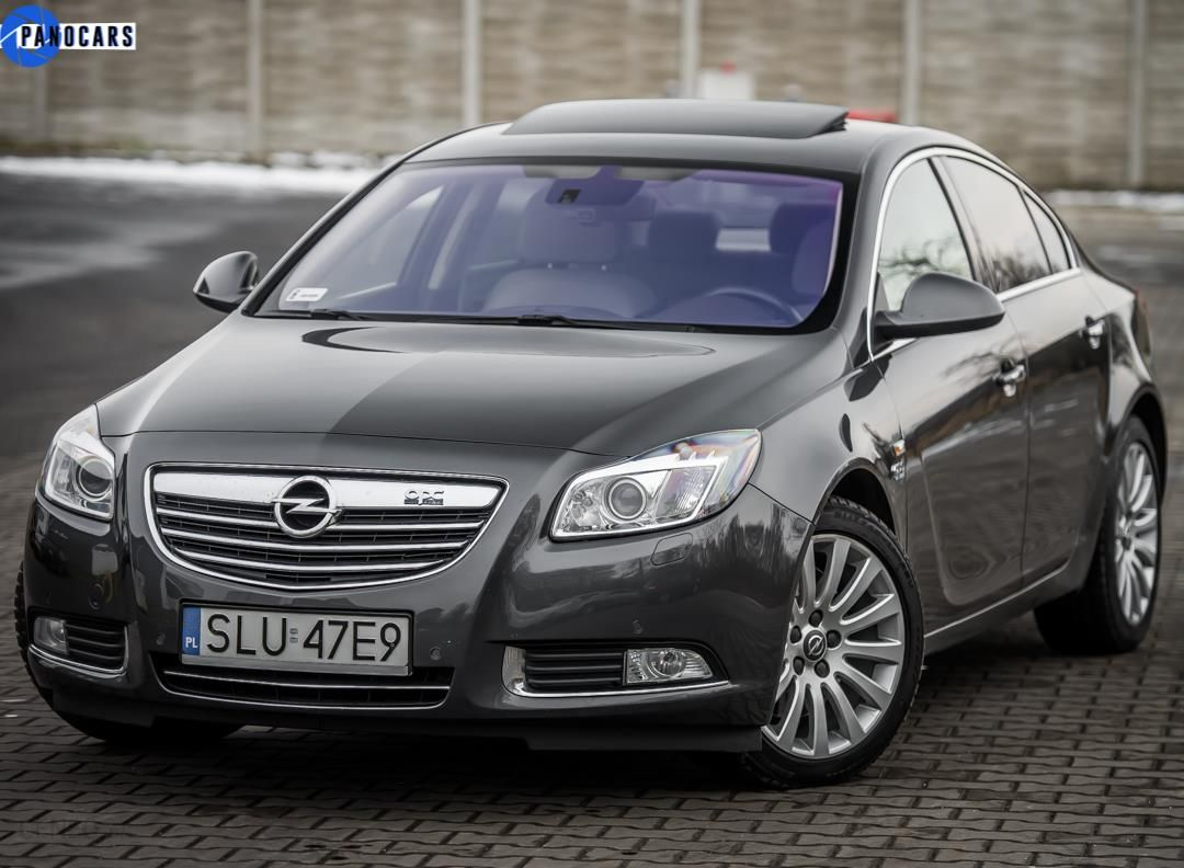 opel insignia a 2009 benzyna 260km sedan szary opinie i ceny na. Black Bedroom Furniture Sets. Home Design Ideas