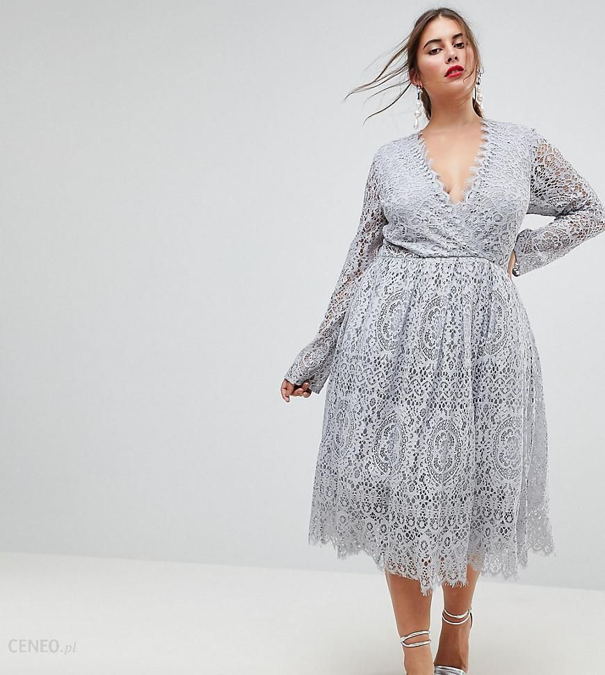 d4dcc2795a Asos Swing Dress With Pockets And Long Sleeves - Gomes Weine AG