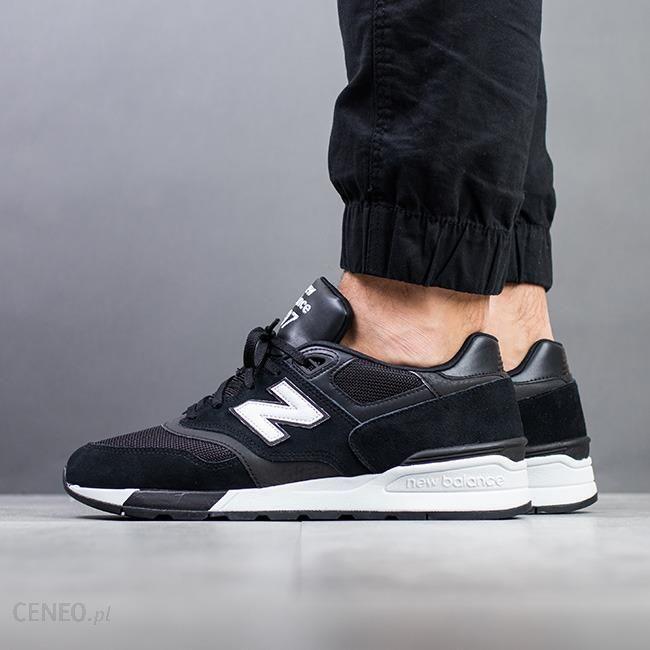 Buty męskie sneakersy New Balance HL755MLE | ZIELONY | kup