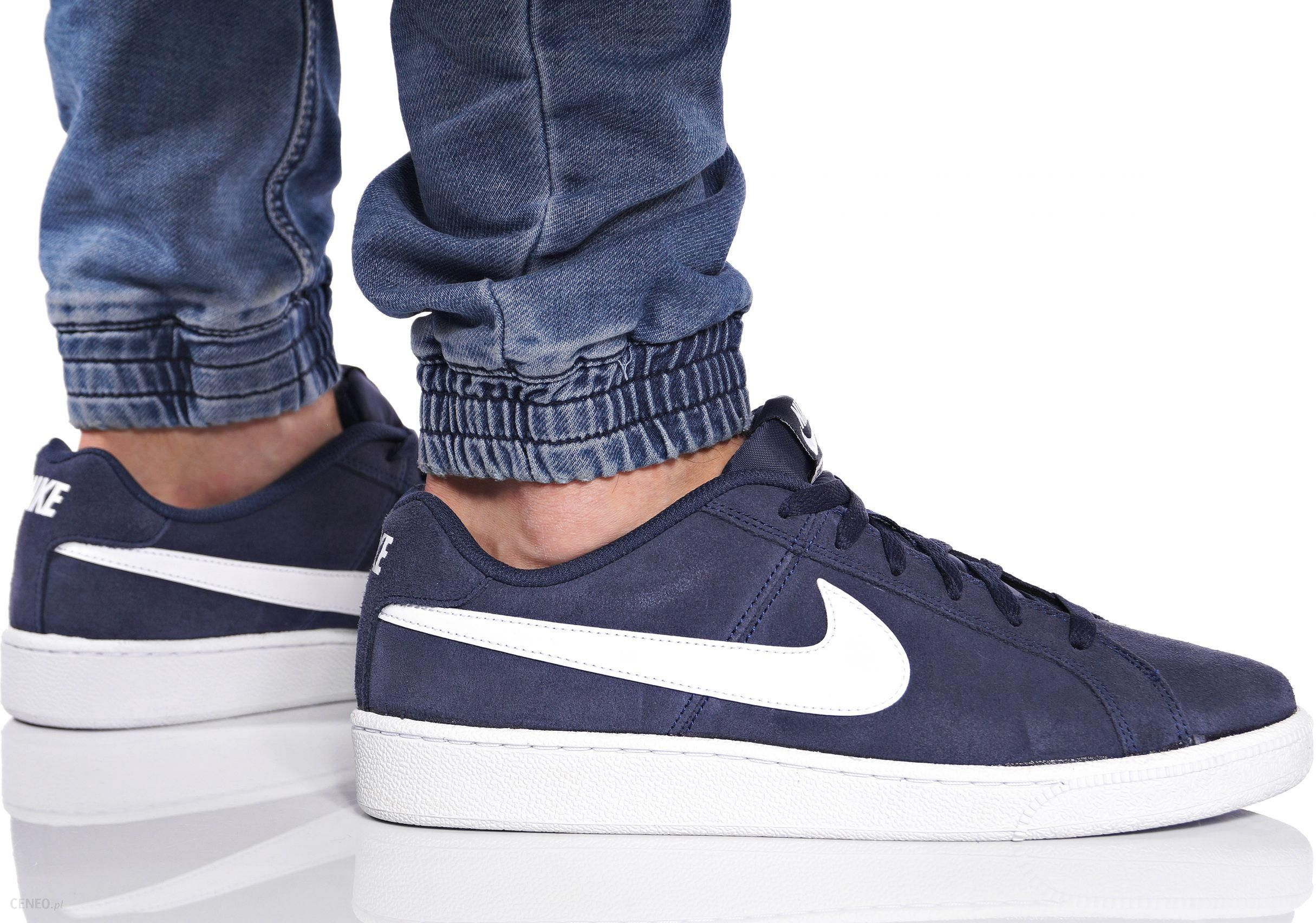 BUTY NIKE ROYALE SUEDE 819802