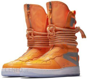 Buty Nike Sf Air Force 1 Hi Boot Black (AA1128 001) Ceny i opinie Ceneo.pl