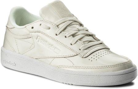 timeless design 3b011 d430c ... adidas - Stan Smith W B41625 Ftwwht Ftwwht Orctin. Buty Reebok - Club C  85 Patent BS9776 White eobuwie