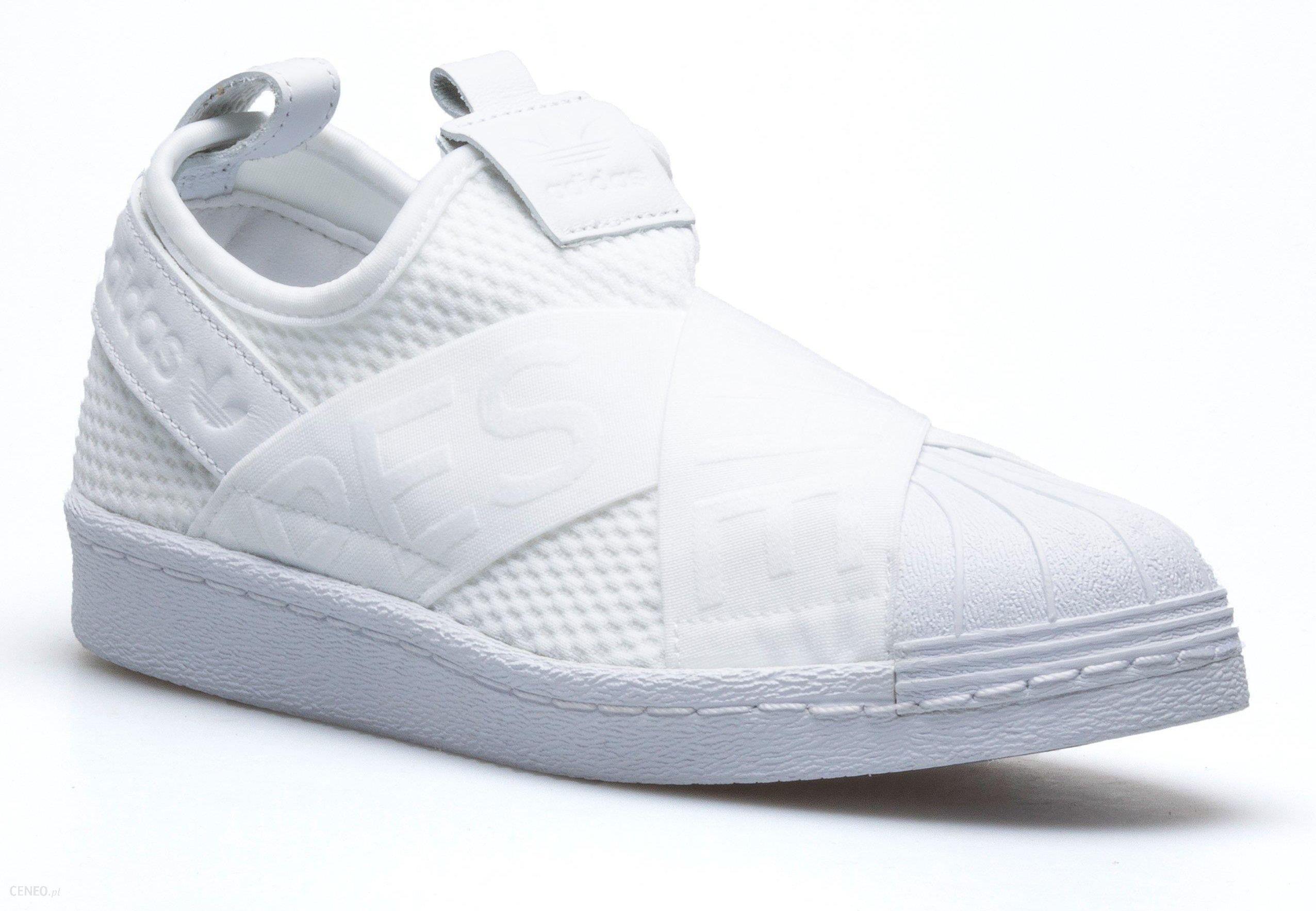Buty adidas Superstar Slipon W CQ2381 r. 39 13 Ceny i opinie Ceneo.pl