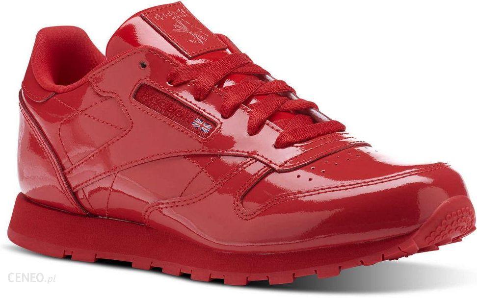 Sneakersy Damskie Reebok Classic Leather W Czerwony | Na