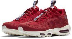 buty nike air max 95 czerwone damskie