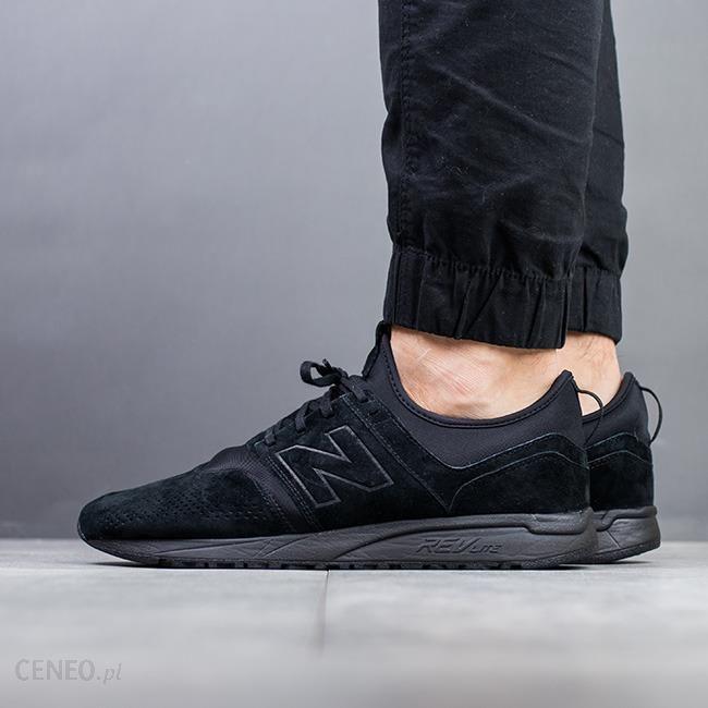 Buty męskie sneakersy New Balance CM997HCI | CZARNY | kup za